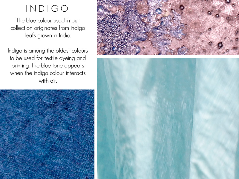 indigo, colour, natural colour, eco friendly colour